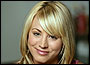 Q and A With… Kaley Cuoco