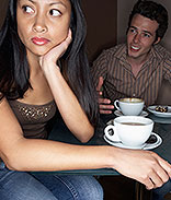 Solutions for five first-date mistakes