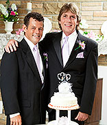 Straightforward love lessons from gay marriages