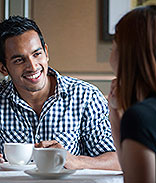 First-date etiquette for men