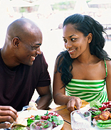 How to loosen up an uptight date