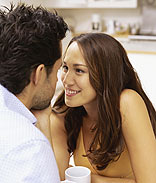 Signs she's seriously smitten with you